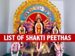 List Of 51 Shakti Peethas Of Goddess Shakti