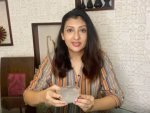 Juhi Parmar Shares Diy Rice Water Conditioner For Hair Fall