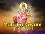 Navratri Day 6 Katyayani Devi Puja Vidhi Mantra And Significance