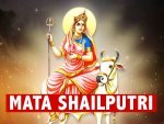 Navratri Day 1 Goddess Shailputri Puja Vidhi And Mantras To Worship