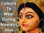 Navratri List Of Colours To Wear During The 9 Day Festival