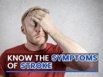 Early Symptoms Of Stroke