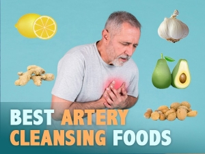 Artery Cleansing Foods To Unclog Your Arteries