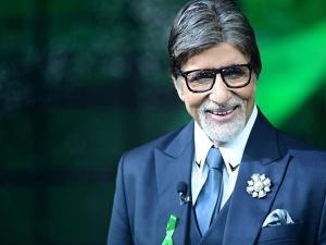 Kaun Banega Crorepati Host Amitabh Bachchan S Blue Pantsuits On His Birthday