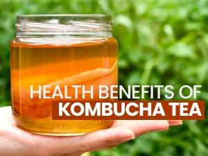 Kombucha Tea Health Benefits Side Effects How To Make