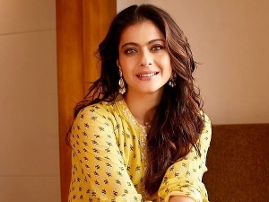 Kajol Gives Fashion Goals For Navratri In Her Yellow Ethnic Suit