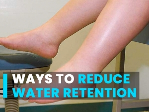Ways To Reduce Water Retention