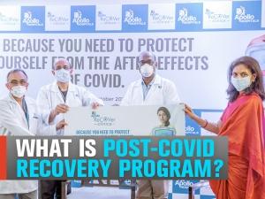Covid19 Post Recovery Clinics India Apollo Hospitals