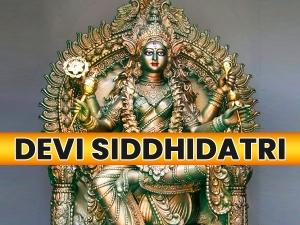 Navratri Day 9 Maa Siddhidatri Puja Vidhi Mantra And Significance