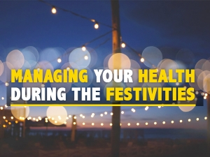 Ways To Manage Health During Festivities