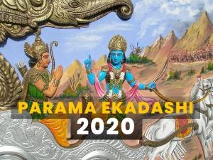 Parama Ekadash Date Muhurta Vrat Katha Significance