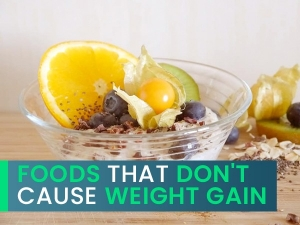Foods That Do Not Cause Weight Gain