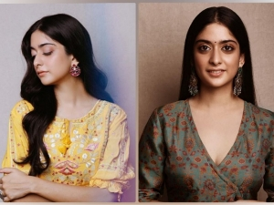 A Suitable Boy Actress Tanya Maniktala S Dress And Suit Set On Instagram