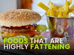 Foods That Make You Fat Fattening Foods