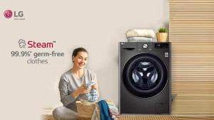 Lg Washing Machines Technology Germ Free Washing