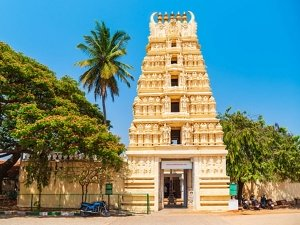 Navratri 2020: Some Interesting Facts About Chamundeshwari Temple