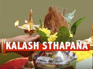 Navratri 2020: Muhurat, Puja Vidhi And Significance Of Kalash Sthapana Or Ghatsthapana