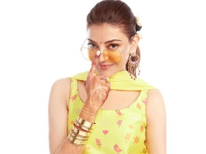 Singham Actress Kajal Aggarwal S Wedding And Karwa Chauth Looks On Her Instagram