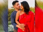 The White Tiger Actress Priyanka Chopra S Karwa Chauth Look On Her Instagram