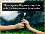 th Wedding Anniversary Wishes Greetings Messages Images And Quotes