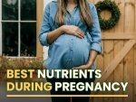 Key Nutrients For Healthy Pregnancy