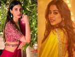 Janhvi Kapoor Diana Penty And Other Divas In Sarees For Diwali