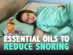 Essential Oils To Reduce Snoring And Improve Sleep