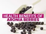 Health Benefits Of Aronia Berries