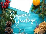 Seasons Greetings Holiday New Year Messages Wishes Images