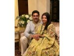 Abhishek Bachchan Shares A Picture With Aishwarya Rai On Her Birthday On His Instagram
