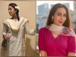 Karisma Kapoor And Huma Qureshi S Kurta Sets On Their Instagram