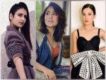 Fatima Sana Shaikh Shweta Tripathi Gauahar Khan S Latest Outfits On Instagram