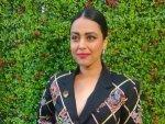 Swara Bhasker S Blazer Outfit For A Salon Launch In Delhi