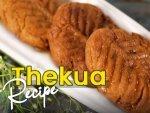Thekua Recipe