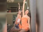 Ananya Panday Wishes Her Friend Shanaya Kapoor A Happy Birthday With A Picture