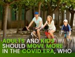 Who Campaign Kids And Adults Must Exercise During Covid