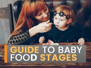 Nutritionist S View On Baby Foods The Right Foods For Each Stage