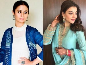 Rasika Dugal And Kajal Aggarwal S Fashion For Diwali