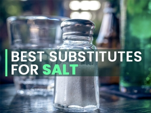 Best Salt Substitutes For Everyday Cooking
