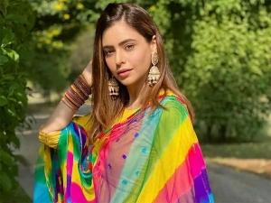Kasautii Zindagii Kay 2 Actress Aamna Sharif S Yellow Suit And Colourful Dupatta