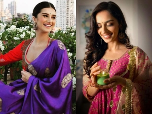 Tara Sutaria Manushi Chhillar And Other Divas Festive Wear On Diwali
