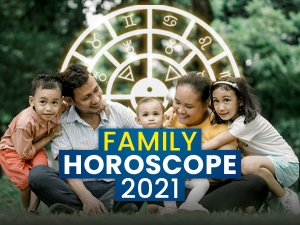 Yearly Family Horoscope