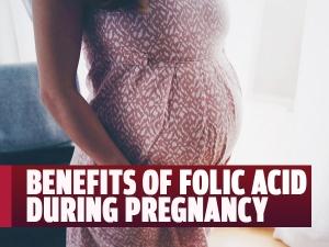 Health Benefits Of Folic Acid During Pregnancy