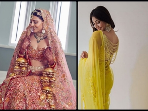 Singham Actress Kajal Aggarwal S Wedding And Engagement Look Decoded