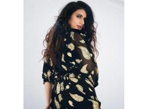 Fatima Sana Shaikh S Dress Look On Her Instagram