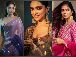 Best Dressed Bollywood Divas On Diwali