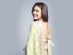 Kajol S Saree For Dussehra And Karwa Chauth Decoded
