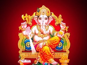 Ganesh Aarti Lyrics With Meaning