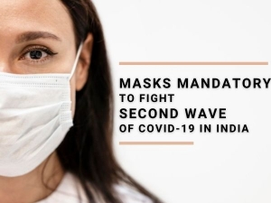 Hospital Urges Govt To Make Masks Mandatory To Fight Second Wave Of Covid