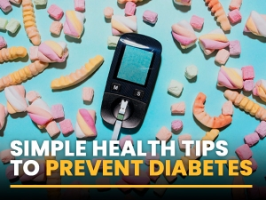 Simple And Effective Health Tips To Prevent Diabetes